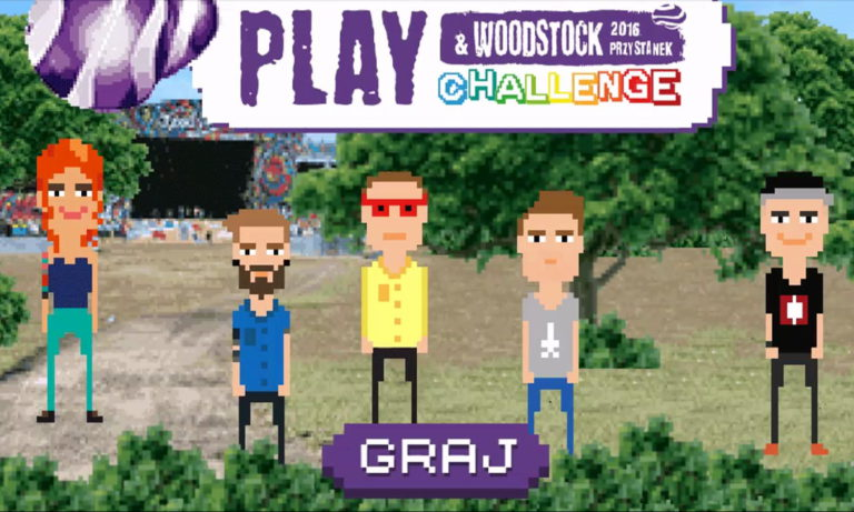 Play Woodstock Challenge